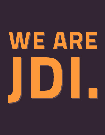 We Are JDI